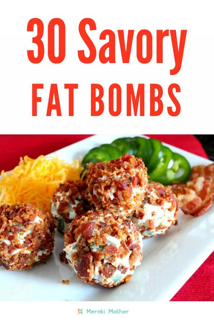 Protein Fat Bomb