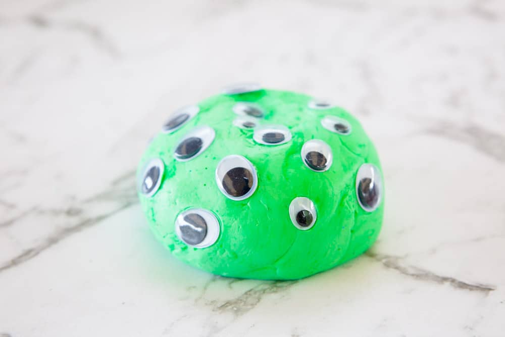 Monster Playdough Recipe
