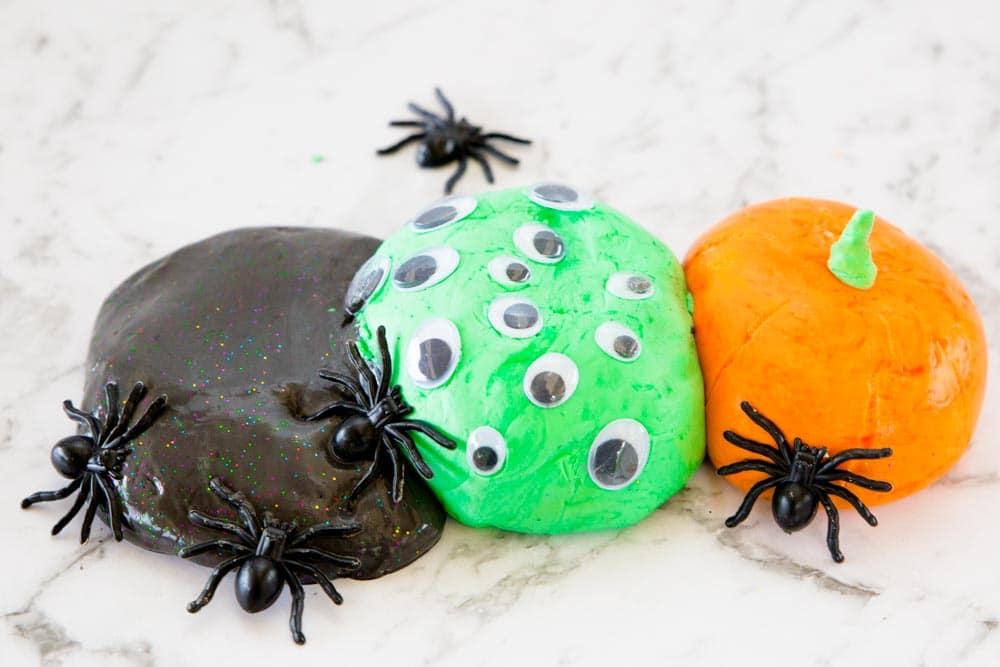 Halloween Sensory activities.