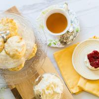 Mothers' Day Tea Scones