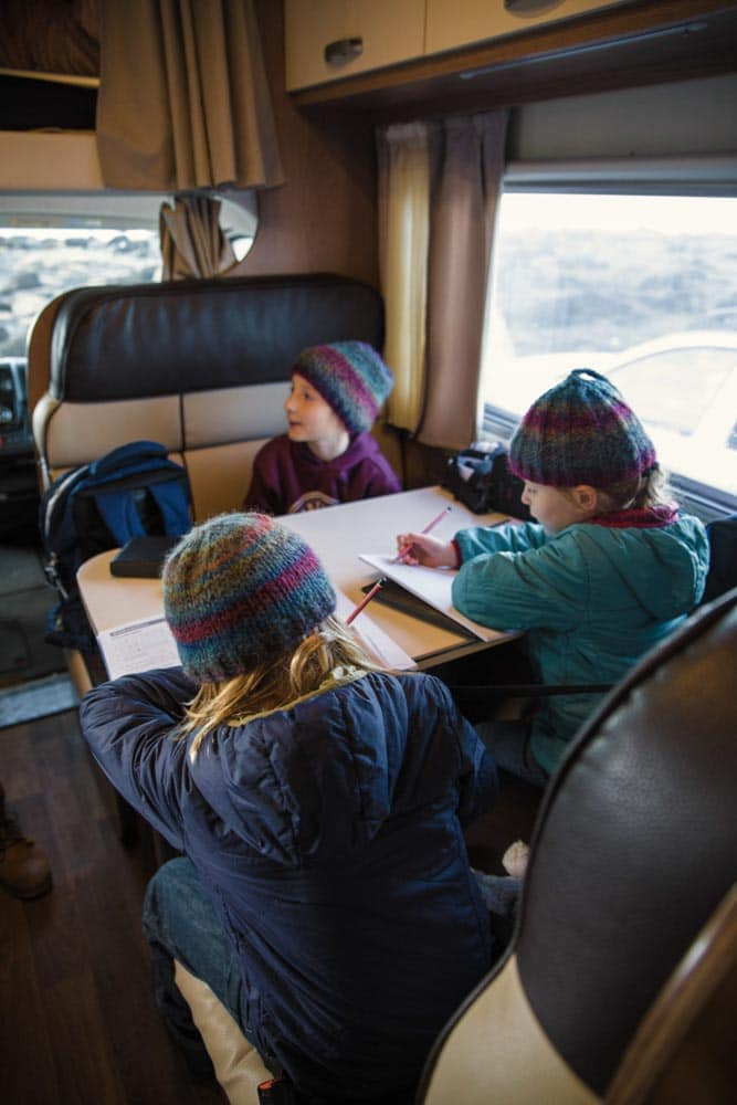 How to RV with Kids