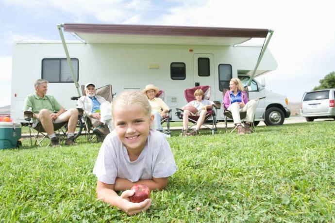 Tips for your RV family vacation