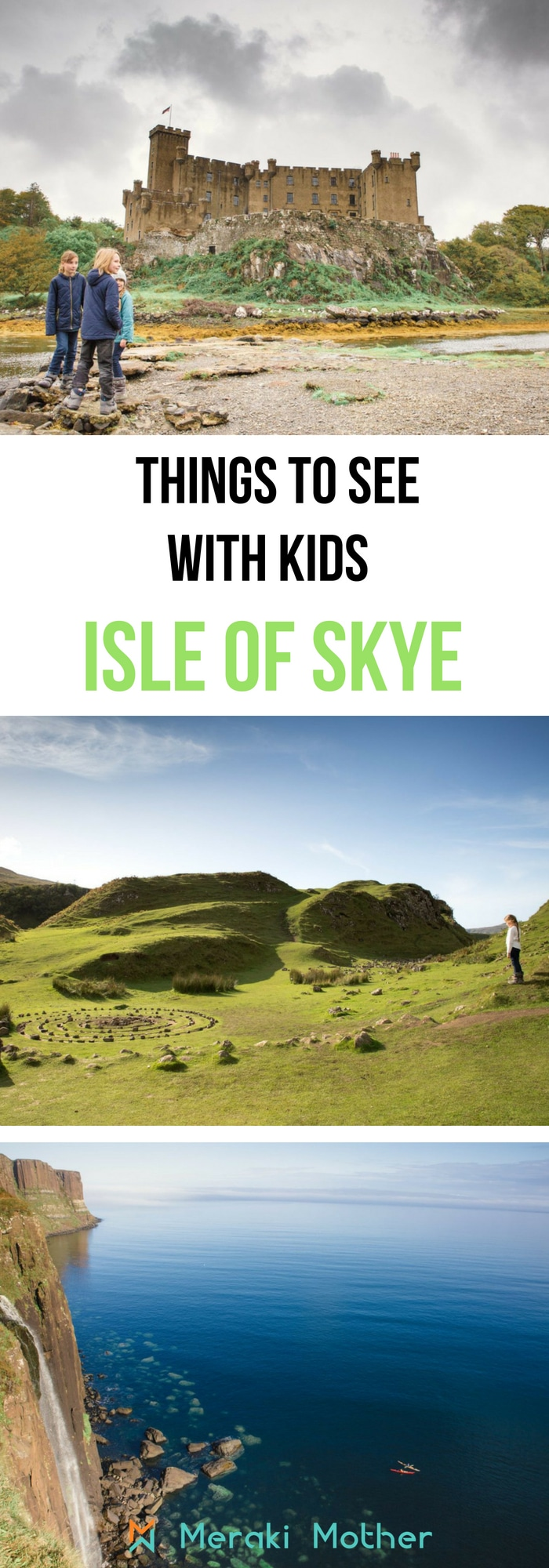 Family Travel Isle of Skye, Scotland