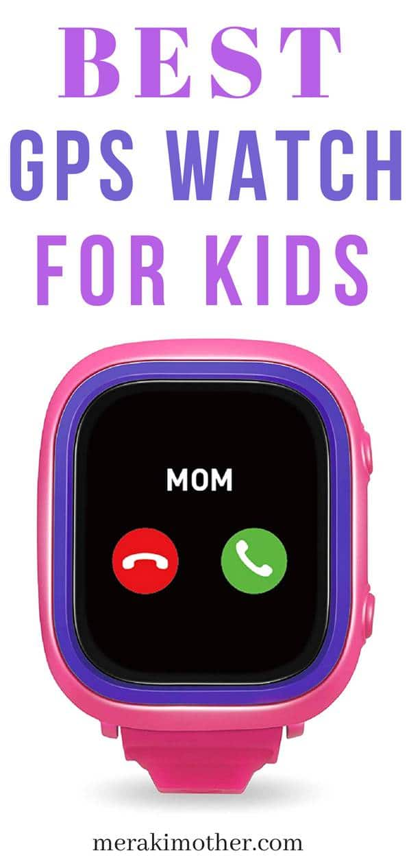 List of the best GPS watches for kids