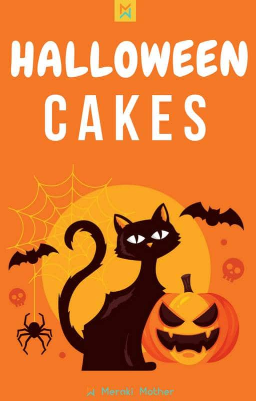 halloween cakes and treats