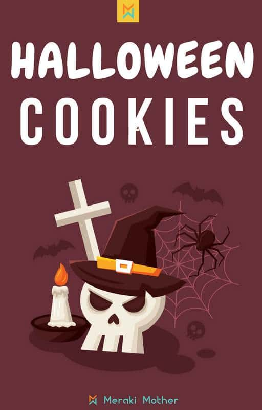 Halloween cookies and sweet treats