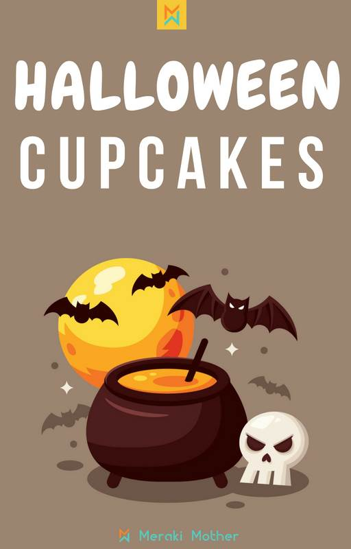 Halloween cupcakes and treats for your halloween party