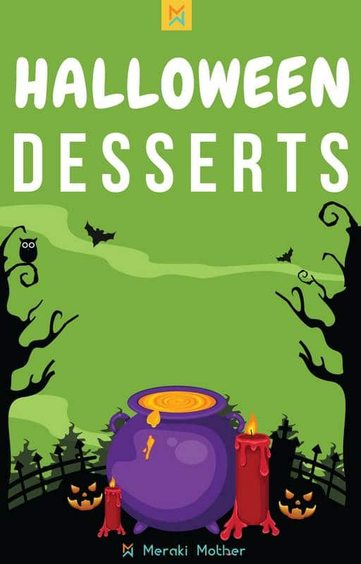 Halloween desserts for your halloween party