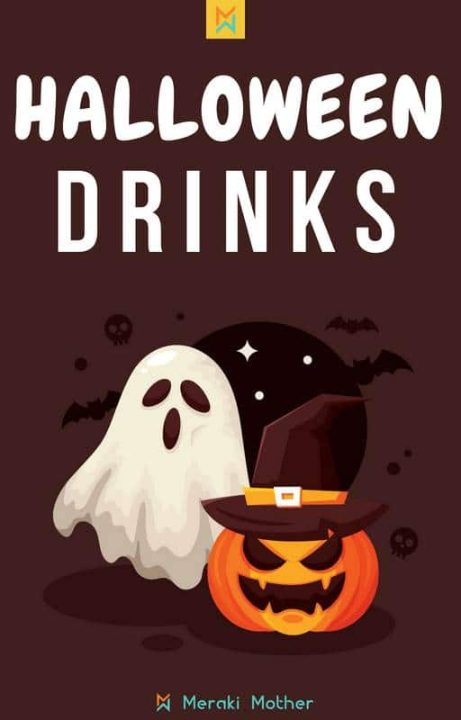 Halloween drinks and cocktail
