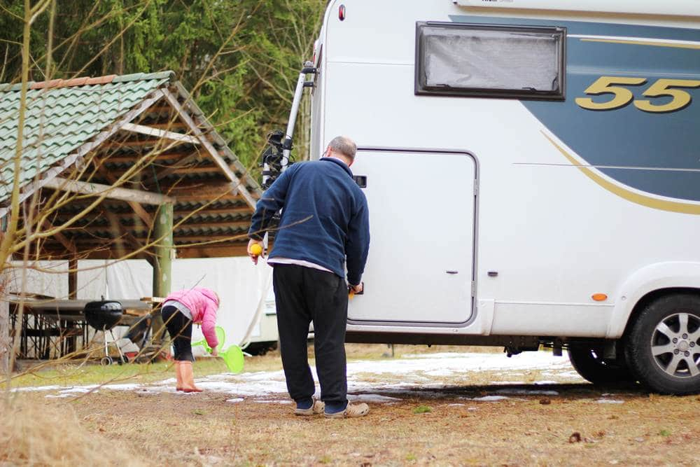 RV tips for travelling with kids