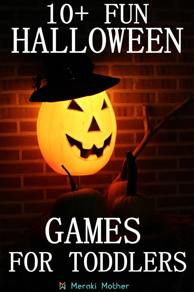 Halloween games for children