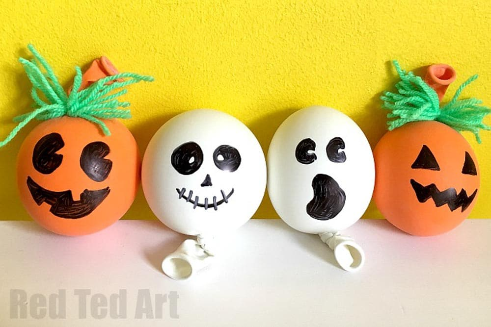 cute halloween crafts for kids