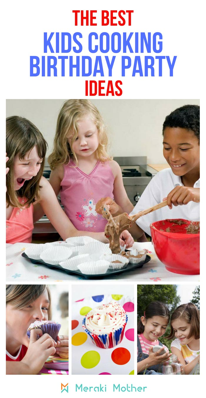 Cooking Party Games Ideas