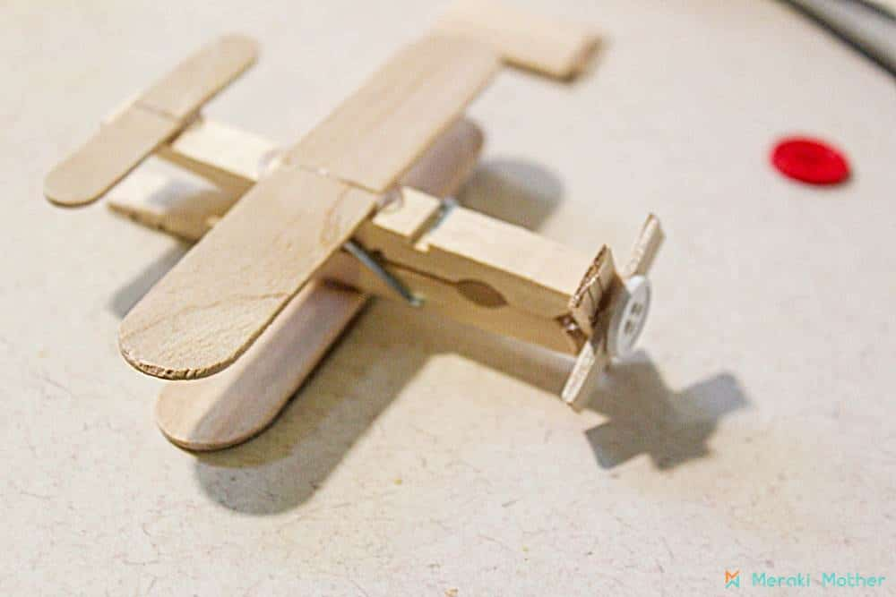 plane crafts for toddlers