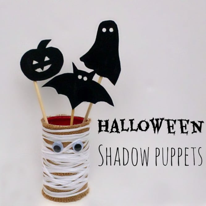 halloween crafts for kindergarten students