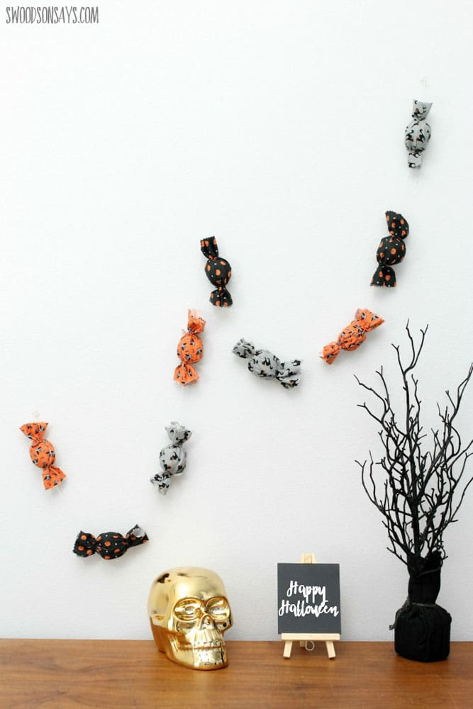 halloween theme ideas for decorating - handmade halloween decorations