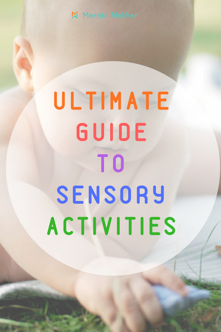 ultimate guide to sensory activities