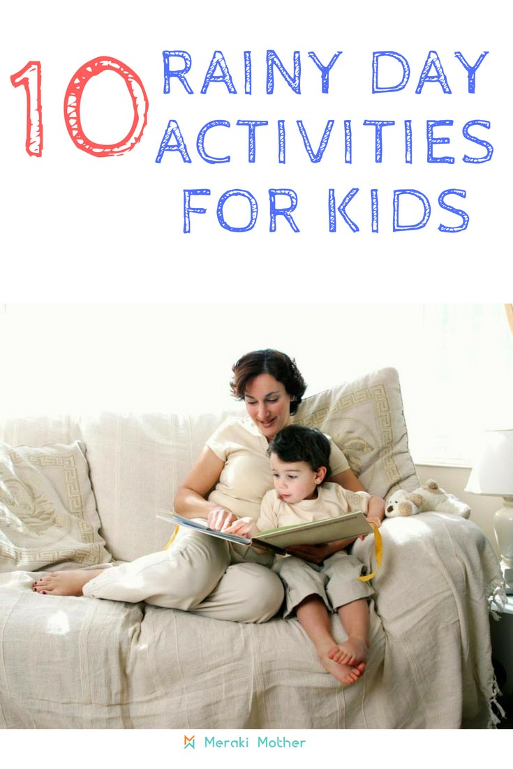 10 rainy days activities