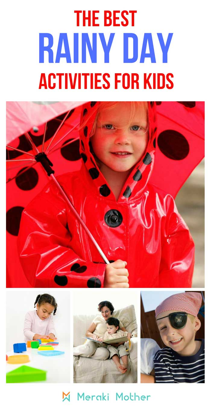 What To Do With Kids On Rainy Days
