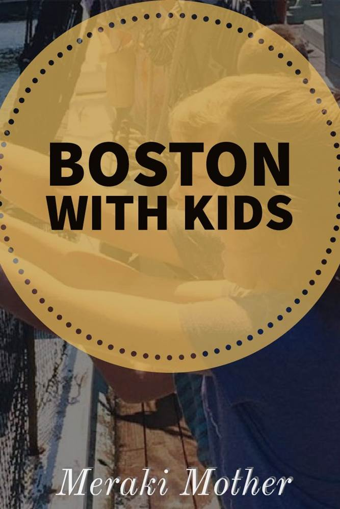 Boston with Kids - Best Tours and Things To Do