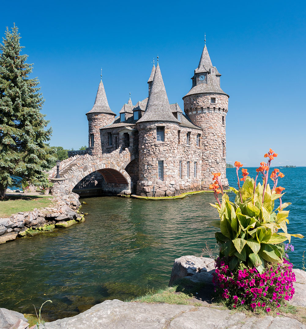 New York State with Kids Boldt Castle
