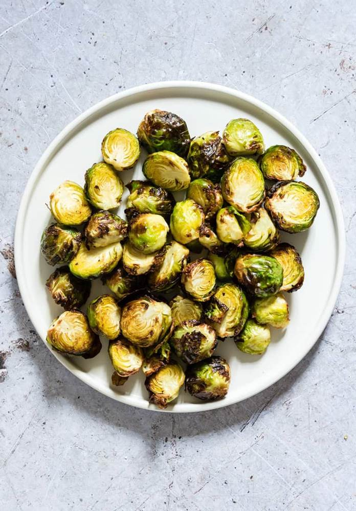 air fryer sprouts