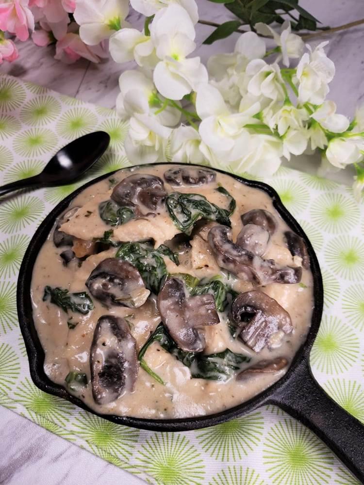 creamy keto instant pot recipe