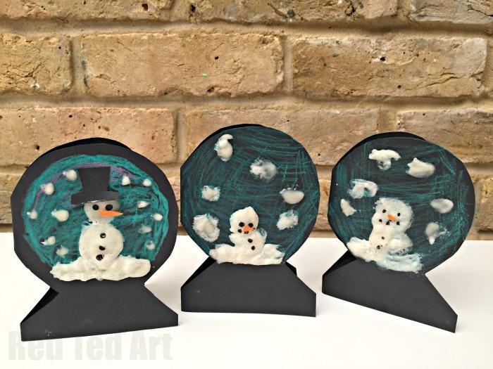 Snowman Christmas Cards Ks2.Best Christmas Crafts For Kids Meraki Mother