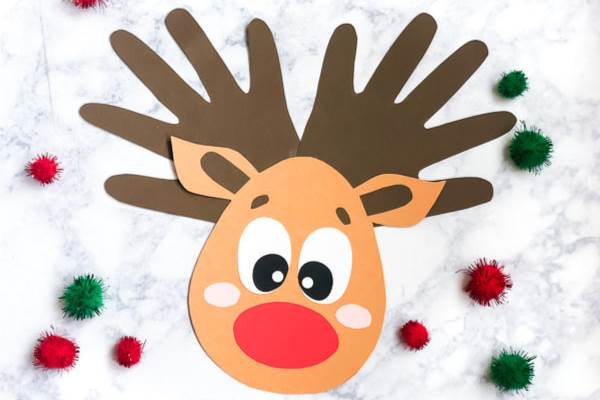Easy Christmas crafts for kids that the whole family will enjoy