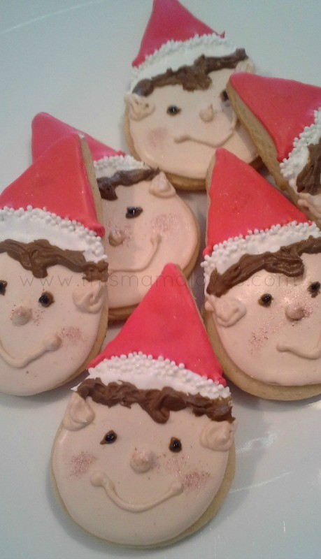 christmas cookie icing recipe