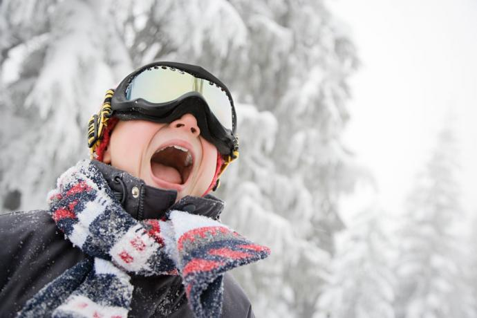Fun and Easy Snow Day Ideas For Kids