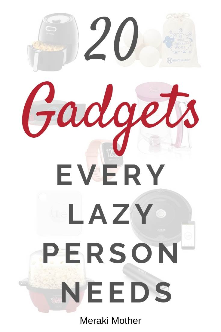 gadgets for lazy people