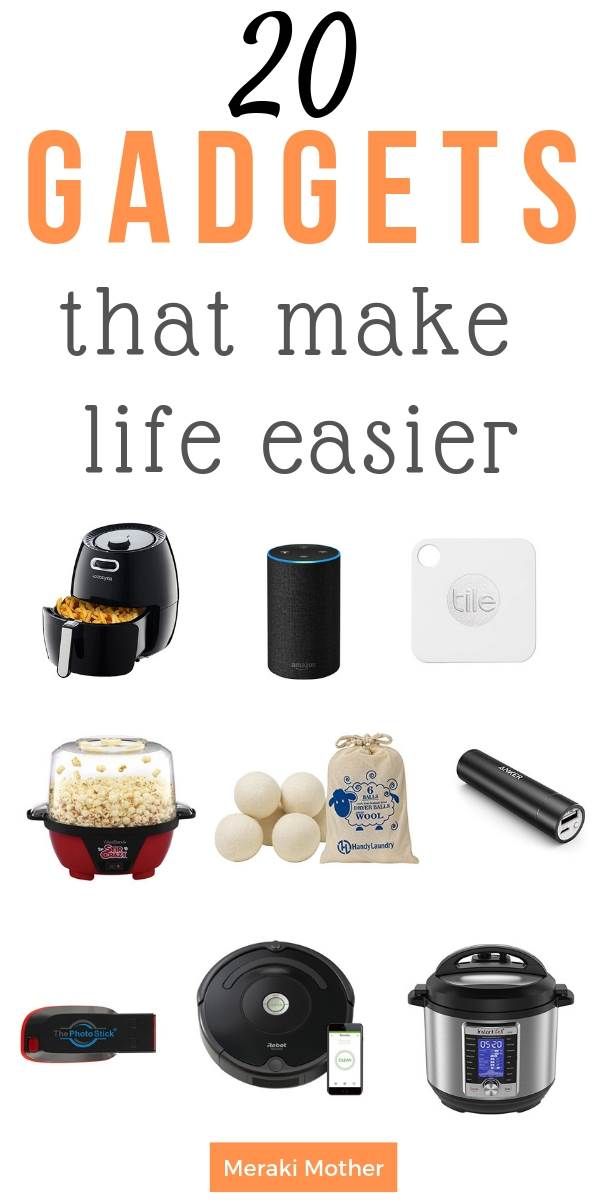 gadgets that make life easier