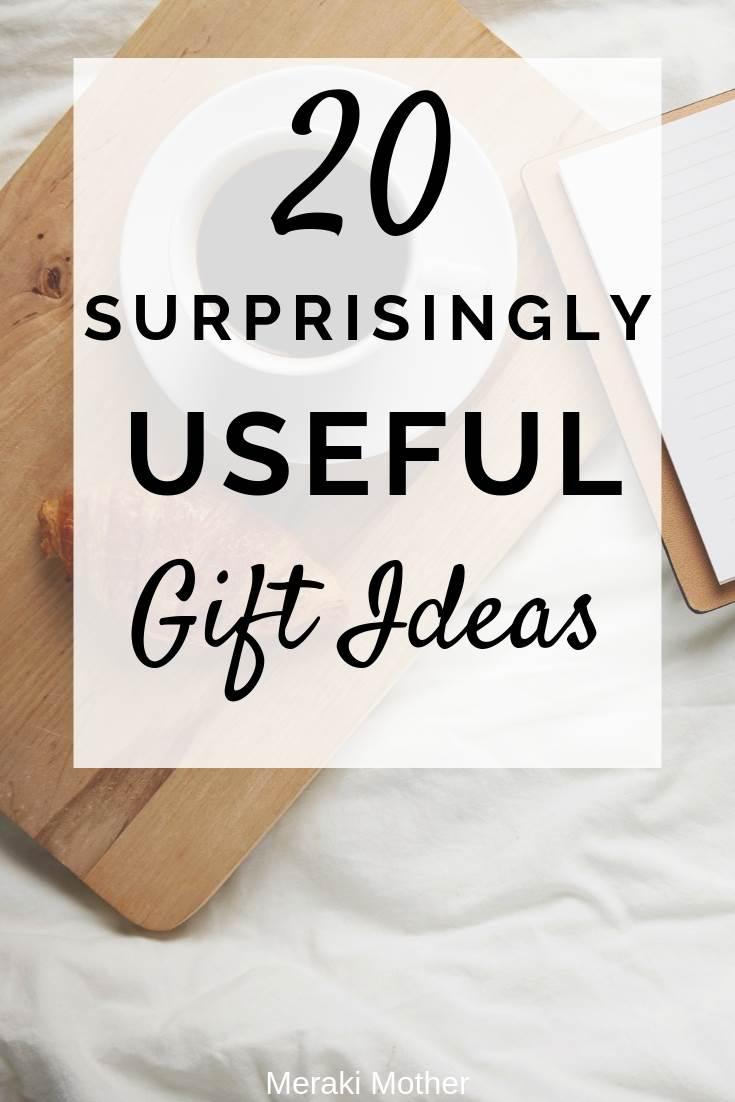 useful gift ideas