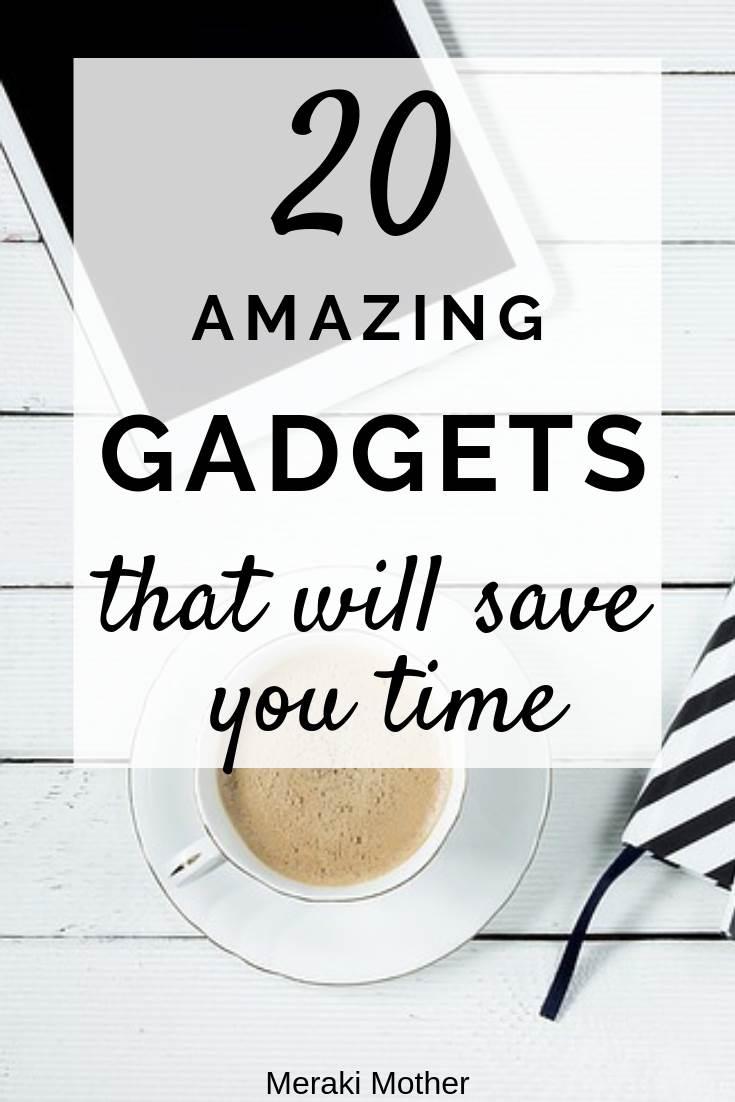 time saving gadgets