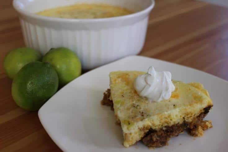 Cheesy Keto Super Taco Omelet