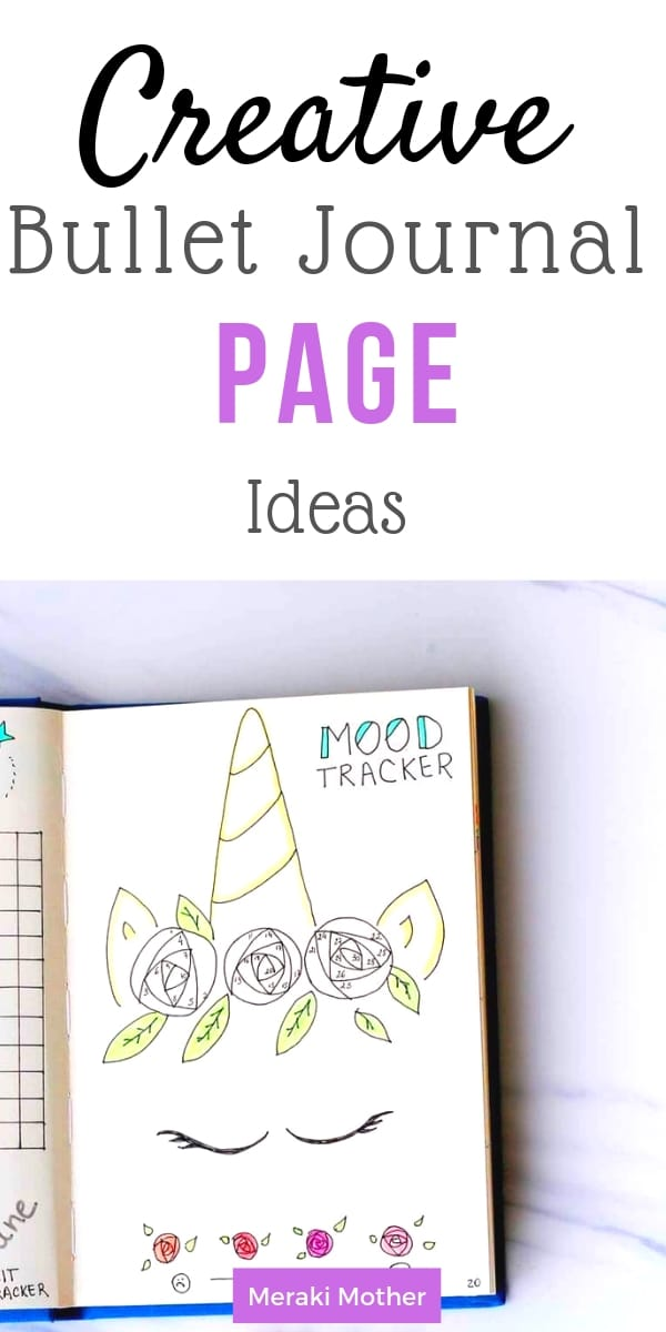 Creative Bullet Journal Pages to make your Bullet journal look amazing and improve your life. Find all the Bullet Journal layouts you need. #bulletjournal #bulletjournalideas #bulletjournalinspiration #bulletjournallayouts #bujo