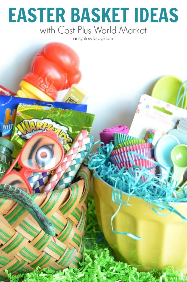Cooking Themed Easter Basket