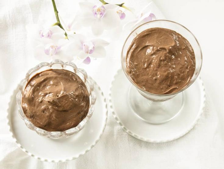Low Carb Chocolate Treat