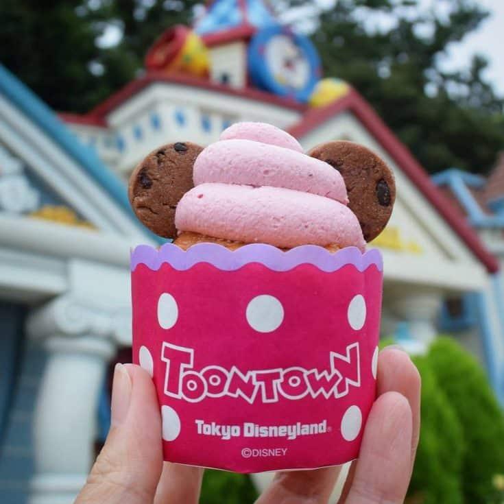 Disney Mini Muffins