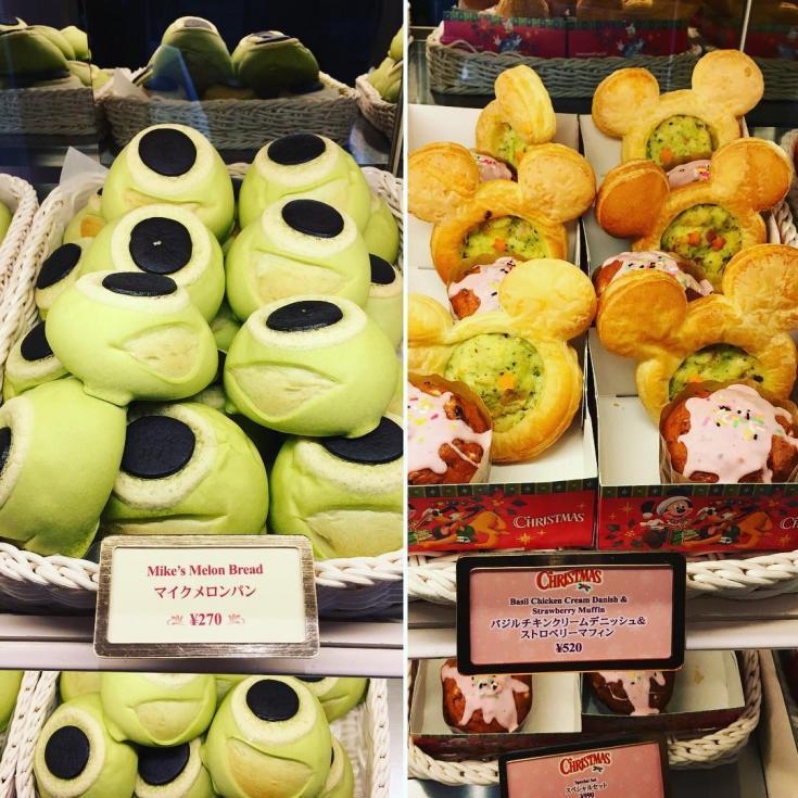 Disney Savory treats