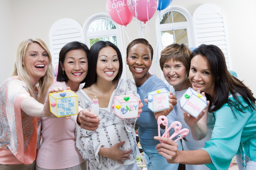 baby shower ideas games