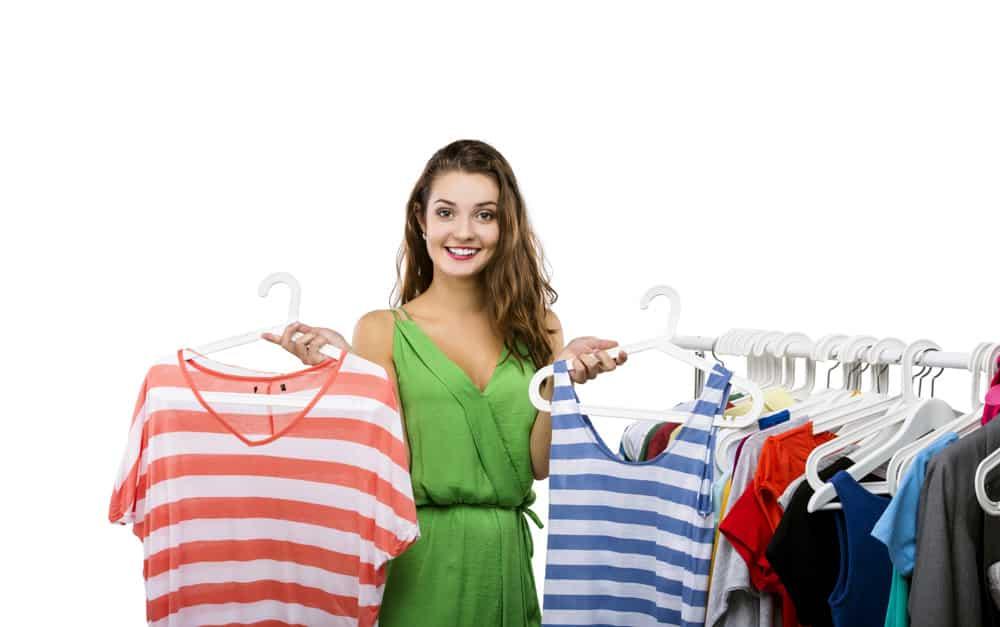 minimalist capsule wardrobe