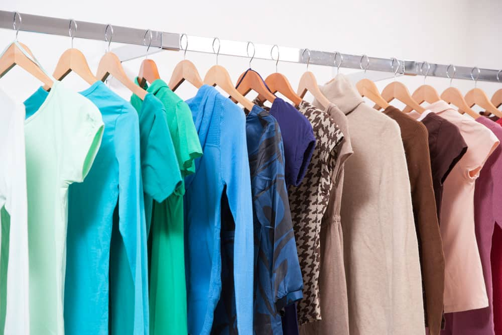 how to capsule wardrobe